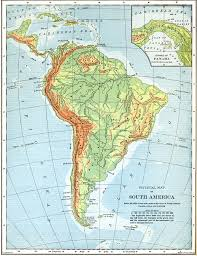 central america physical map 10949 jpg