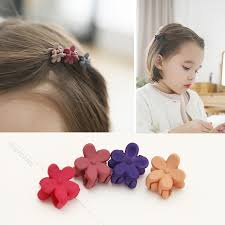 hair accessories malaysia korean mini small flower kid hair clip 17196 11street