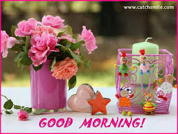 morning wishes with beautiful roses and with