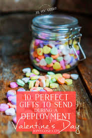 food gifts to send 10 gifts to send during a deployment s day