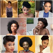 naigerian actresses hairstyles top nigerian female celebrities that know how to rock natural hair