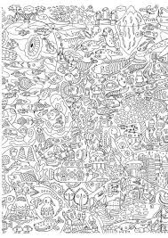 complicated coloring pages for adults 202 best free printable coloring pages images on pinterest