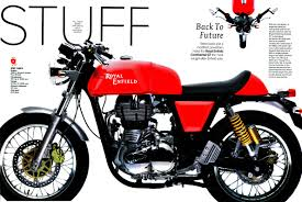 modified bullet back to future royal enfield news