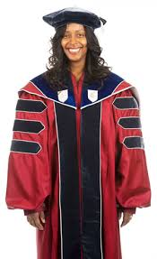 doctoral graduation gown new gowns honor cords debut at ceremony wsu insider