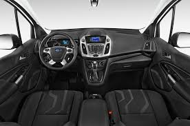 Ford Escape Dashboard - 2017 ford transit connect reviews and rating motor trend canada
