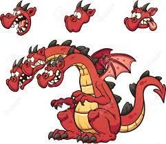 live dragon clipart
