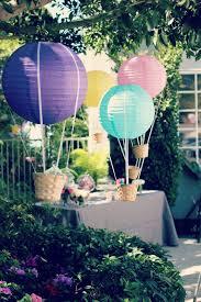 top 8 travel party ideas birthdays air balloons and air balloon