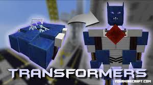 Minecraft 1 8 Adventure Maps Transformers Map 1 8 8 1 8