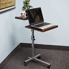 Mobile Laptop Computer Desk by Laptop Workstations How To Choose The Right One