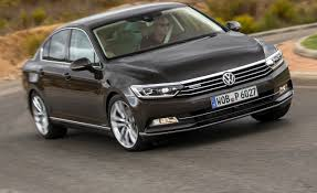 2015 volkswagen passat euro spec first drive u2013 review u2013 car and driver
