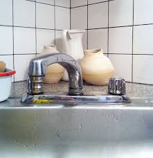 Old Kitchen Faucets by New Faucet Manhattan Nest