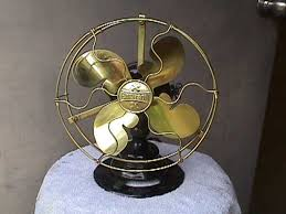 antique fans hudson antique and vintage electric fan collecting
