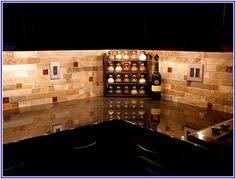 Kitchen Subway Tile Backsplash by Travertine Subway Tile Backsplash Designs Subway Tile With
