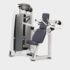 selection shoulder press medical machine