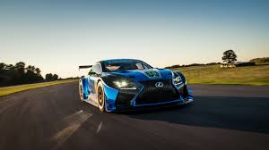 lexus lc race car world u0027s first tuned lexus lc 500 debuts autoguide com news