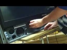 dlp tv light bulb replacement panasonic dlp l replacement aaaa electronics denver youtube