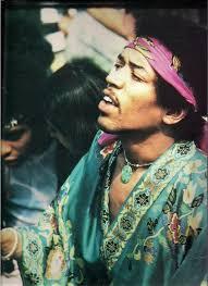 Jimi Hendrix Halloween Costume Jimi Hendrix Woodstock Necklace Jimi Hendrix Necklace