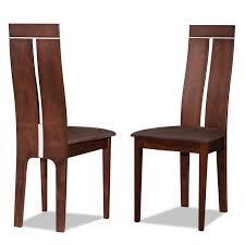 chaise en bois chaise bois salon chaise topkoo