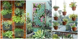 Garden Setup Ideas 26 Creative Ways To Plant A Vertical Garden How To Make A