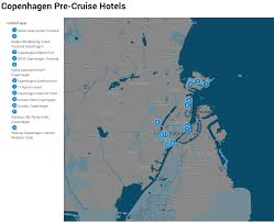 Copenhagen Map Where To Stay In Copenhagen 9 Best Areas And 20 Suggested Hotels