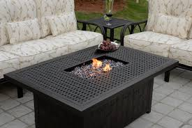 rectangle fire pit table longmont in square propane pfb firepit