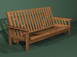 solid oak futon furniture shop