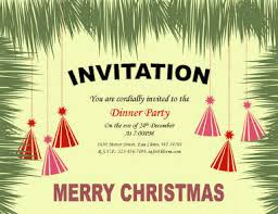 christmas party invitation template 14 free diy printable christmas invitations templates