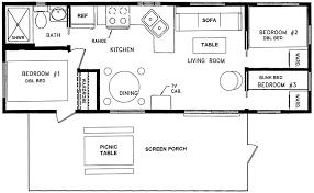Floor Plan Shower Symbol Leisure Point Resort On Site Park Model Rentals Near Rehoboth