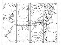 printable bookmarks to color apple bookmarks back to