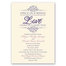romantic wedding invitation wording vertabox com