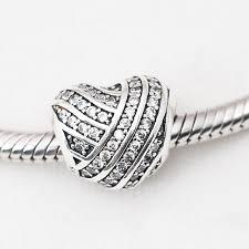 pandora bracelet sterling silver images Fits pandora bracelet heart love lines original charm 925 sterling jpg