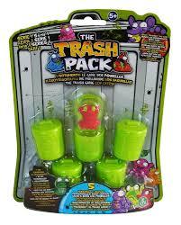 amazon trash pack series 1 u0027trashies u0027 5 pack