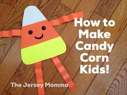 halloween crafts with candy the jersey momma fun halloween projects candy corn kids