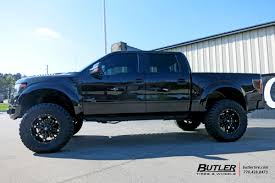 Ford Raptor Truck Accessories - ford raptor with 20in fuel hostage wheels exclusively from butler
