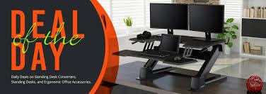 eureka ergonomic height adjustable standing desk standing desks ergonomic chairs desk accessories eureka ergonomic