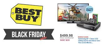 xbox one black friday price best buy u0027s black friday ad brings deals on hdtvs laptops u0026 gaming