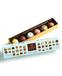 box cuisine patisserie godiva 6 pc patisserie truffles gift box gourmet food gifts