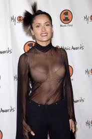 see thru blouse pics salma hayek in bra top see thru blouse 24x36 poster at