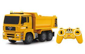 dump truck man 1 20 2 4ghz jamara shop