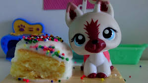 lps cooking with lauren birthday cake youtube