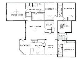 floor plans for 4 bedroom houses plans for 4 bedroom house 4 bedroom house plans in kerala style
