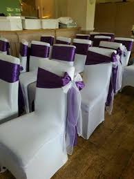 wedding chair covers for sale white chair covers and purple ties windy city linen in 178 best
