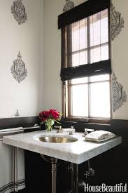 black and white bathroom designs 15 black and white bathroom ideas black white tile designs we