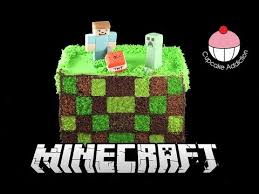 square checkerboard minecraft cake how to make a surprise inside