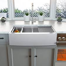 what size base cabinet for 33 inch sink 33 farmhouse sink kichae 33 inch kitchen sink apron front low divided bowl 50 50 stainless steel 18 farm sink
