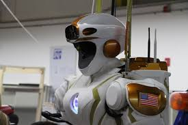 in a massachusetts warehouse nasa u0027s valkyrie robot helps lay the