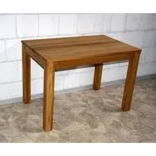 Echtholz Schreibtisch Echtholz Esstisch Esszimmertisch Klein 120x80 Holz Wildeiche