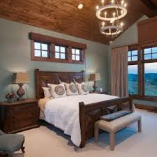 dark wood nightstands photos insight for transitional bedroom with