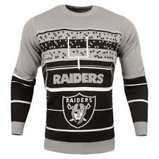 nfl oakland raiders mens shirts and sweaters raiders woven