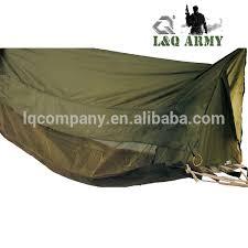 military jungle hammock elevated shelter sleeping bag buy
